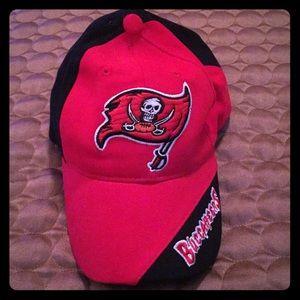 3/$25 EUC kids buccaneers hat tampa bay baseball
